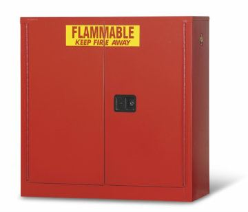 Paint & Ink Storage Cabinets - P104 Safety Cans / Cabinets Proguard - Safety Tools