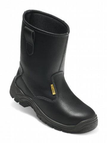 Proguard - High - Cut Rigger Boots - PSS - 93078 - PU Sole Safety Shoes Safety Apparels