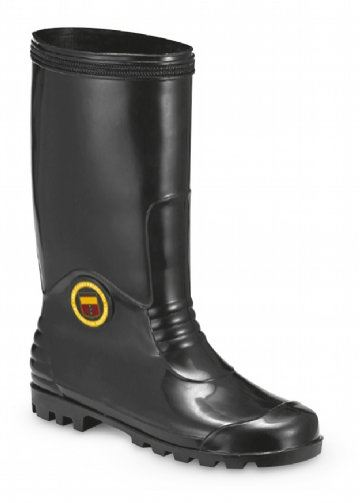 Unlined Wellington Boots - 6000B / 6000W Safety Shoes Safety Apparels