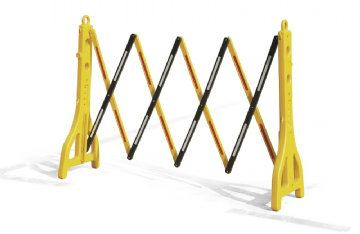 Foldable & Portable Barrier - FPB-117 Safety Traffic Proguard - Safety Tools