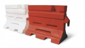 Warning Road Barrier - WRB Safety Traffic Proguard - Safety Tools
