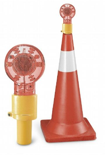 Surelite Cone Hazard Warning Light - CHB-LED-R Safety Traffic Proguard - Safety Tools