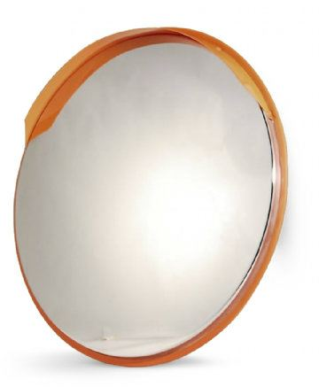 Stainless Steel Convex Mirror- CM-SS Safety Traffic Proguard - Safety Tools