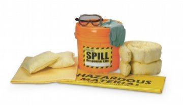 18 liter Portable Spill Kit Chemical Only - SK571717