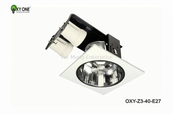 Conventional Down Light - Z3-40-E27