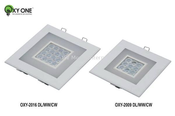 LED Down Light - OXY 2016