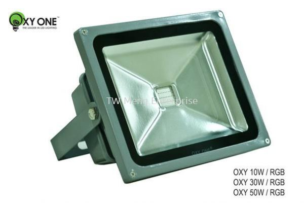 LED Spot Light - OXY 10W/30W/50W RGB