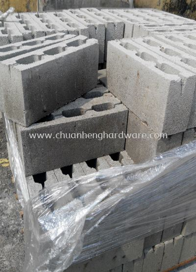 4 inch Hollow Block