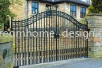 Wrought Iron Exterior Design