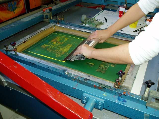 Silk Screen Printing Silkscreen Printing Services