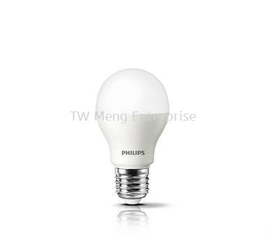 7W (60W) Cool daylight E27 cap