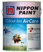 Odour~less AirCare Nippon Paint