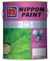 3-IN-1 Nippon Paint