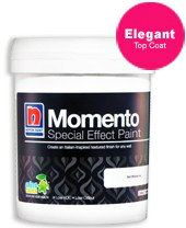 Momento® Textured Paint Series (Elegant) Nippon Paint