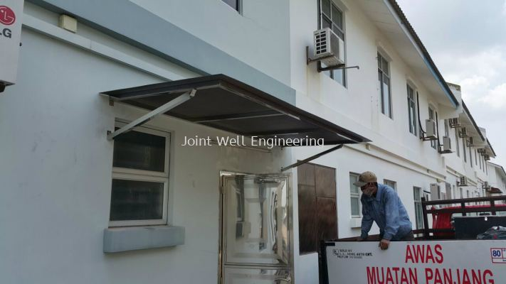 Canopy & Metal Roofing