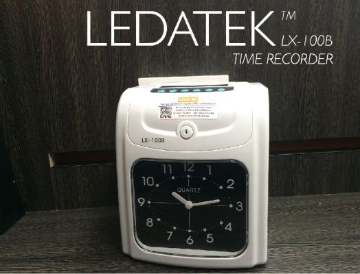 LEDATEK LX-100B Time Recorder