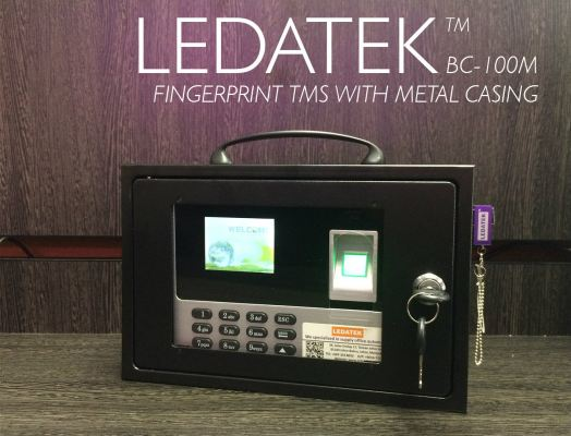 LEDATEK BC100M Biometric Time Attendance Machine