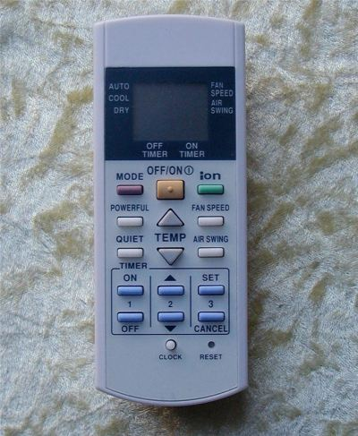 Panasonic Air-Cond Remote Contro