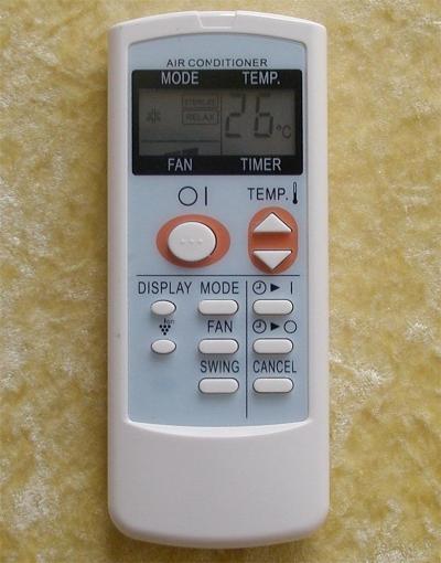 Sharp Air-Cond Remote Contro