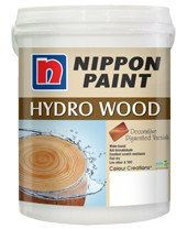 Hydro Wood (Pigmented Varnish) Nippon Paint