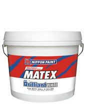 Super Matex Brilliant White 145 Nippon Paint