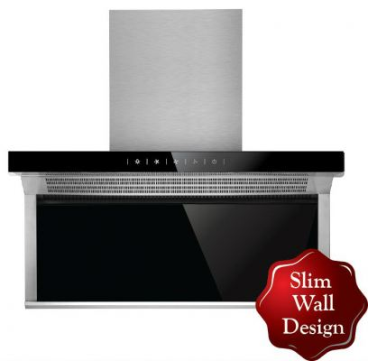 Kitch KCH-3088 Slim Wall Design Angled Cooker Hood