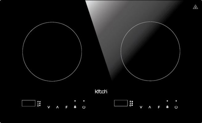 Kitch KC-DI688 Double Electric Induction Cooker