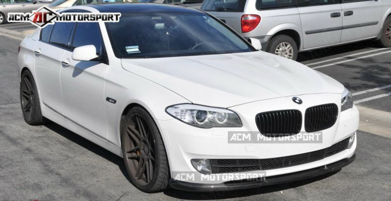 BMW F10 OE Front bumper HM front lips