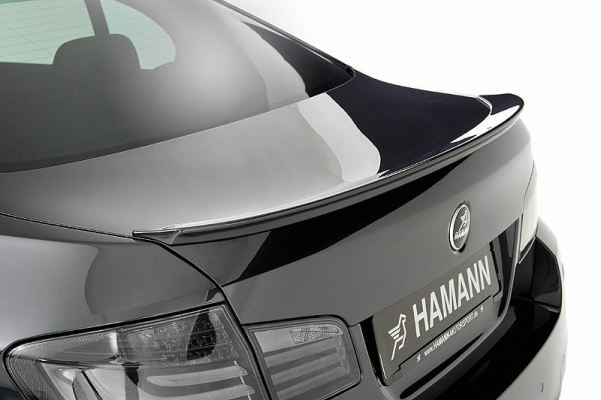 BMW F10 HM style spoiler