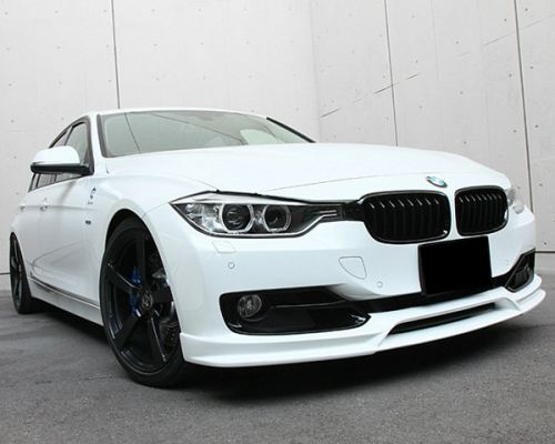 BMW F30 OE bumper 3D style front lips