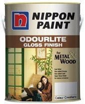 Odourlite Gloss Finish (Solid Wood) Nippon Paint