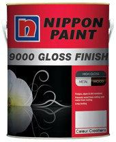 9000 Gloss Finish (Metal) Nippon Paint