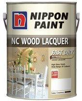 NC Wood Lacquer (Solid Wood) Nippon Paint