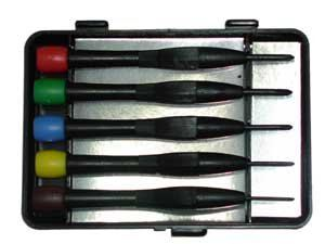 CT-Brand Screwdriver Set CT-263