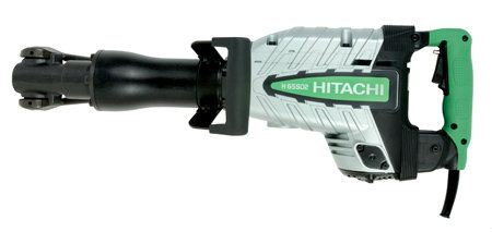 Hitachi - H65SD2 1-1/8 Inch Hex 40 lbs Demolition Hammer Demolition Hammers Power Tools / Electrical Tools