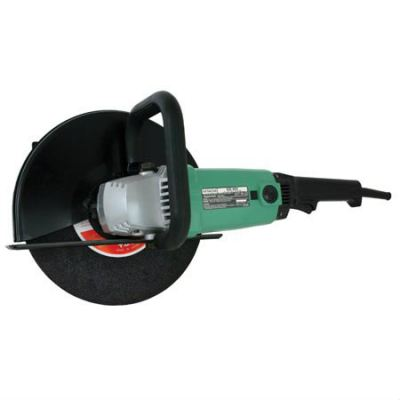 "Hitachi - CC12Y 12"" Portable Cut-Off Saw, AC/DC"