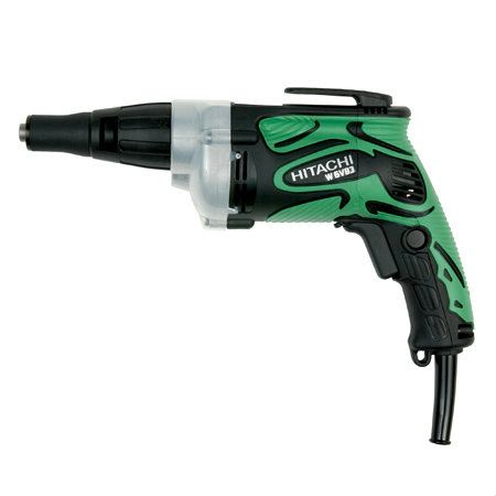 Hitachi - W6VB3 Drywall/Framing Screwdriver, VSR Power Screwdrivers Power Tools / Electrical Tools