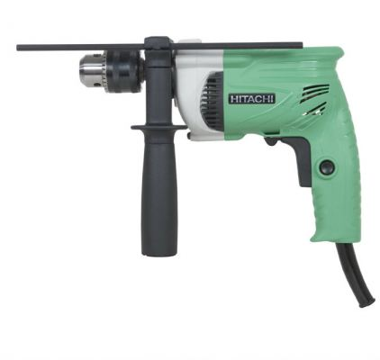 "Hitachi - DV16VSS 5/8"" 5.4-Amp Hammer Drill, 2-Mode, VSR"