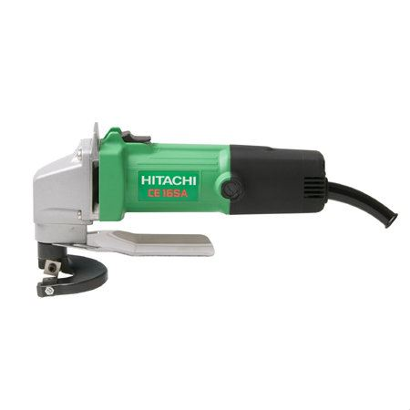Hitachi - CE16SA 16-Gauge Shear Shears and Nibblers Power Tools / Electrical Tools