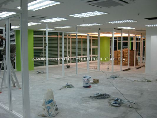 ARA DAMANSARA OFFICE RENOVATION