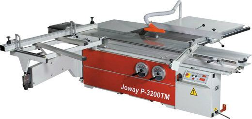 P-3200TM Sliding Table Saw (Jo-Way) Woodworking Machine Shah Alam, Selangor, Kuala Lumpur (KL), Malaysia. Supplier, Suppliers, Supply, Supplies | Choice Y T Machinery Sdn Bhd
