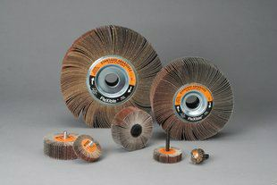 3M - Standard Abrasives™ Aluminum Oxide Flexible Flap Wheel 3M Products