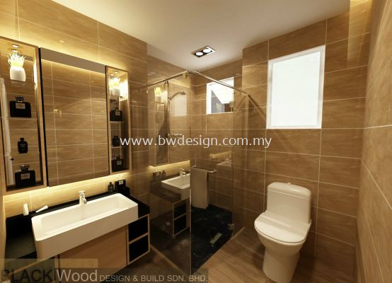Bathroom Cabinet Design