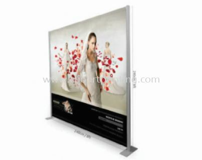 Giant Backdrop Stand Roll Up Banner