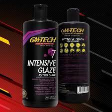 GM-TECH (GM-07) INTENSIVE  POLYMER GLAZE