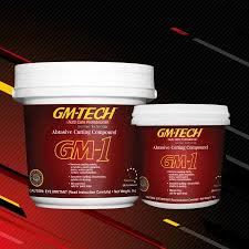 GM-TECH (GM-01) ABRASIVE CUTTING COMPOUND