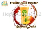 Fruitty Juice Powder With Mango Flavor Fruitty Juice Beverages