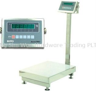 AccuTEC Platform Weighing Scale BSWS