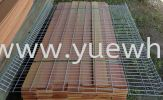 Galvanized Fencing Fence Fences and Drainage