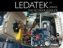 LEDATEK MOA-8800 Time Recorder Repair & Service Service Time Recorder